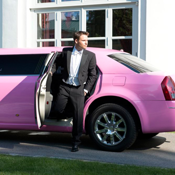 Party Stretchlimousine Rosa